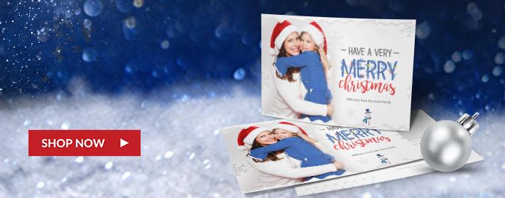 Great looking custom postcards at post-holiday savings