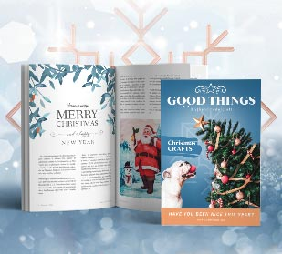 Sing in the season with these colorful, holiday themed personalized booklets