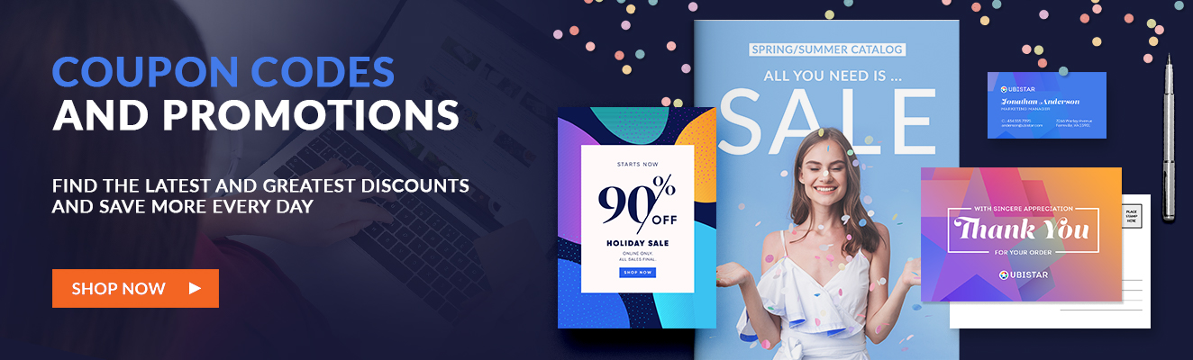 Coupon Codes and Promotions