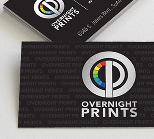 Overnight prints san diego business cards reheart Images