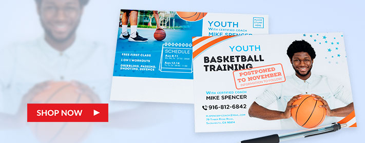 Attract attention with stunning postcards