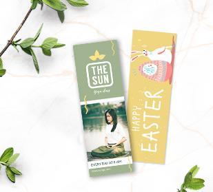 create custom bookmarks