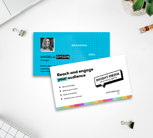 create custom business cards