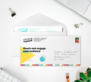 create custom envelopes