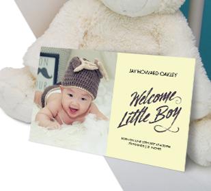 personalised baby cards, custom baby greeting cards, custom postcard baby cards, custom postcard baby greetings